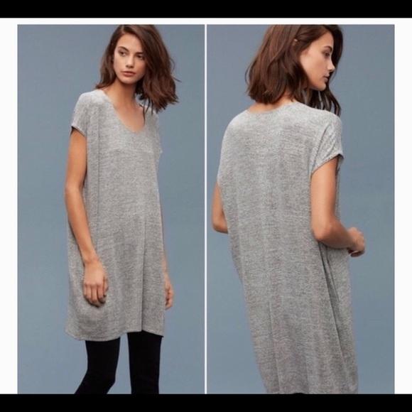 Wilfred free Lorelei dress sz medium in grey